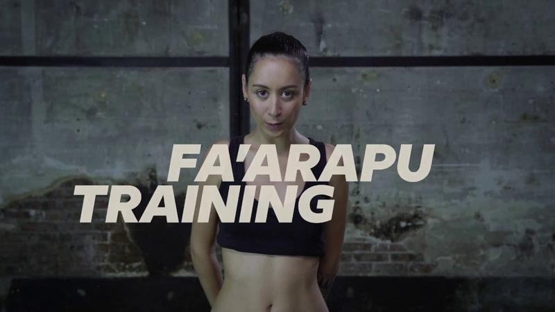 Tahitian Dance Online New Extract Tahia Cambet