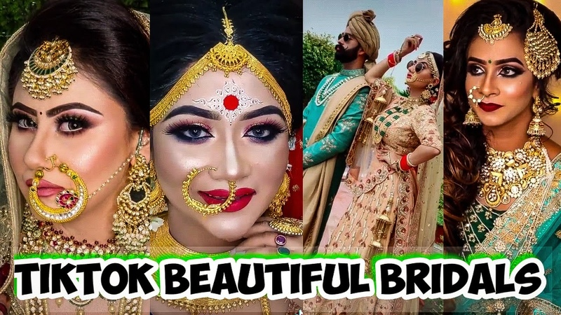 New TikTok Beautiful Bridals |Latest Trending TikTok Wedding Bridals | Best Dulhan Dance| TikTok Hot
