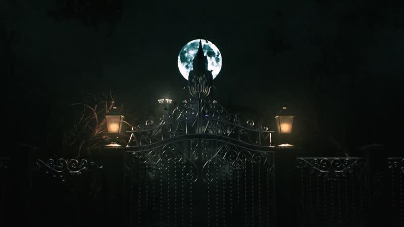BATMAN KNIGHTFALL Arkham Asylum