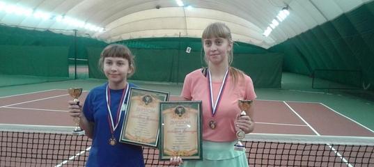 Теннисистка из Нижнего Тагила приняла участие во всероссийском турнире