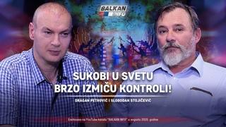 AKTUELNO: Dragan Petrović i Slobodan Stojičević - Sukobi u svetu brzo izmiču kontroli! ()