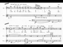 Igor Stravinsky - Abraham and Isaac for Baritone and Chamber Orchestra (1962-63) [Score-Video]