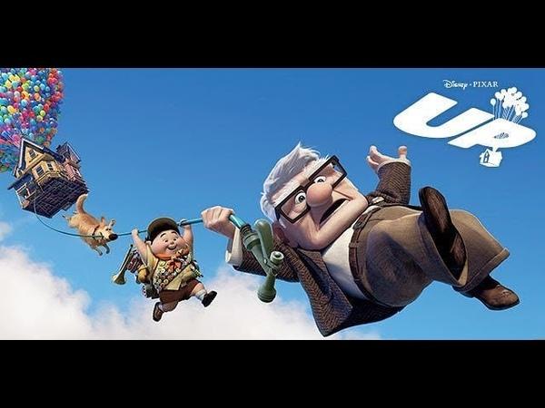 HD ★ Супер мультфильм! UP*