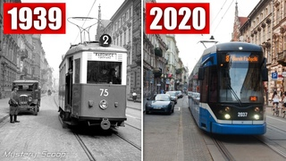 The Changing World, Then And Now Photos Vol.5