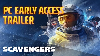 Scavengers enters Early Access for PC on April 28, 2021