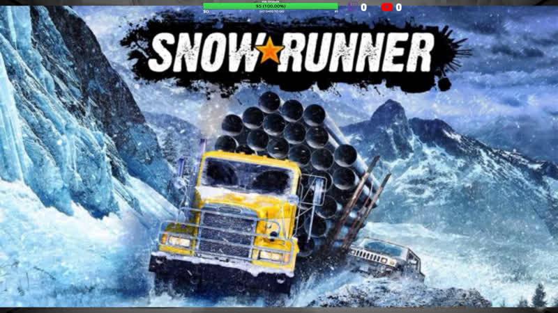 Покоряем бездорожье SnowRunner ч 2