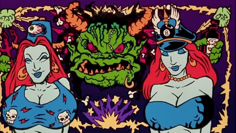 Бивис под наркотой Бивис и Батт Хед уделывают Америку 1996 жестко плющит MTV