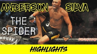 "Anderson ""The Spider"" Silva Highlights (2021) HD 