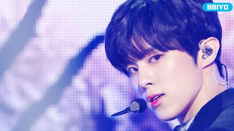 김우석 KIM WOOSEOK 적월 赤月 Red Moon 교차편집 Stage Mix