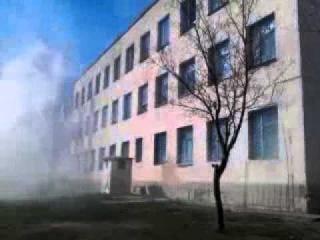 Неизвестные начали штурм авиабазы в Новофедоровке