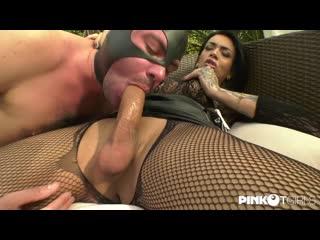 Trans Girl 7 shemale - Bianca Reis The Pay In Blowjobs (Gey шлюха ass Ladyboy Трап Sissy Tranny гей анал минет секс порно Porno)
