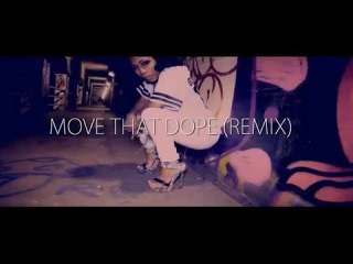 Tiffany Evans - Move That Dope [Video]