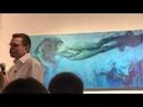 Влог 28.09.2019. Встреча с Ильей Яшиным. Служба богослужение в Андреевском соборе. Бранч в «АлСумах»