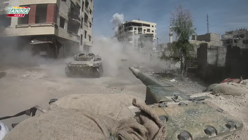 Syria Eastern Ghouta Turning point in the Syrian War ¦ Восточная Гута Перелом в войне