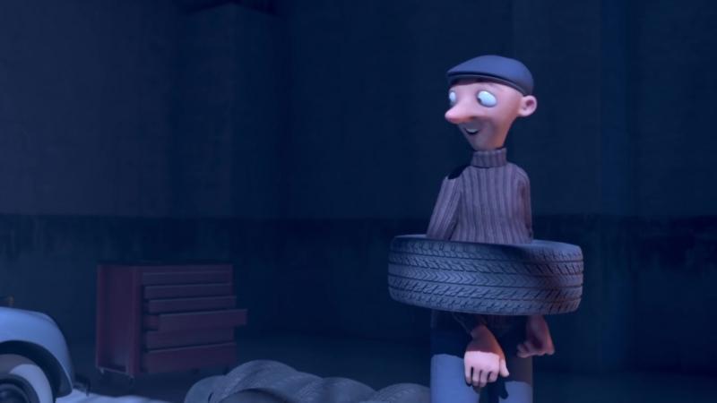 """Fric Frac "" - Animated Shor"