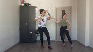 Son Cubano online class - Yoanis Meneses & Olga Samoilova