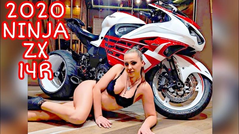 Monster Bike 😲 Kawasaki Ninja ZX 14R Ninja ZX 14R MODIFIED NINJA ZX 14R MODIFICATION