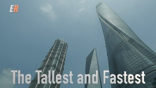 Riding the World's Fastest Elevator - Shanghai Tower