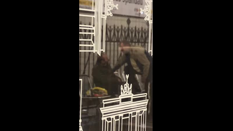 Русские алкаши в Берлине