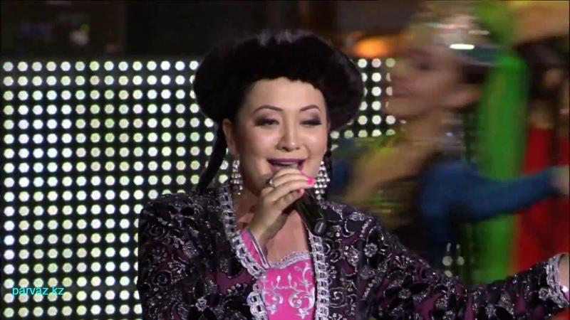 Сайяра Сетекова - отрывки из мукама Сегах.