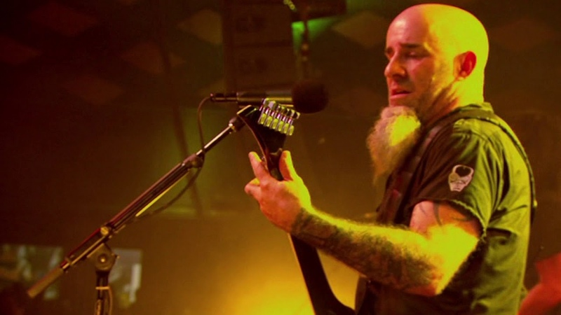 Anthrax Be All End All Live Kings Among Scotland DVD