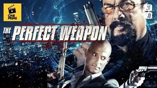Perfect Weapon - Steven Seagal - Science fiction - Drame - Film complet en français - 4K UHD
