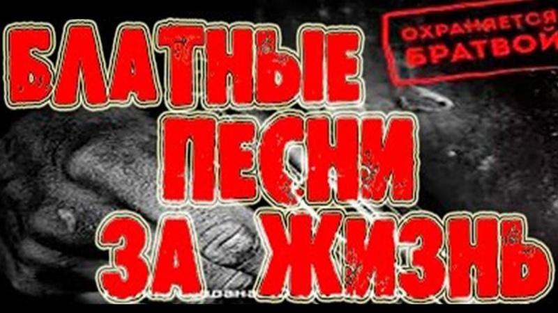 Блатные песни за Жизнь СБОРНИК БЛАТНОЙ ШАНСОН 2020