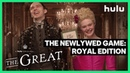 Cast Superlatives: Nicholas Hoult and Elle Fanning • The Great • A Hulu Original