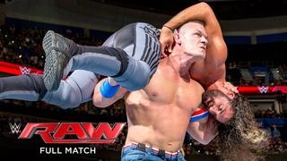 [#My1] John Cena vs. Seth Rollins: Raw, June 27, 2016