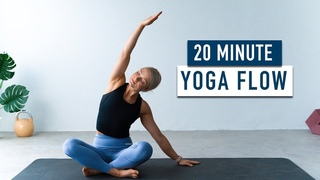 Full Body Stretch - Flexibility Workout without equipment   20 Minute At Home Routine