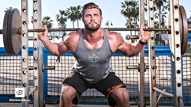 The Muscle Beach Leg Workout Gavin Matthews