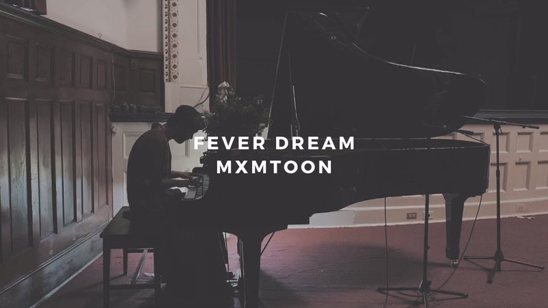 Fever dream mxmtoon piano rendition by david ross lawn