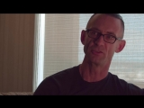 Chuck Palahniuk Interview - San Diego Comic-Con 2015