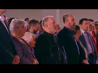 """Эль пуэбло (el pueblo unido).  исполняет хор _""""суть времени_"""". 7 ноября 2017 год"""
