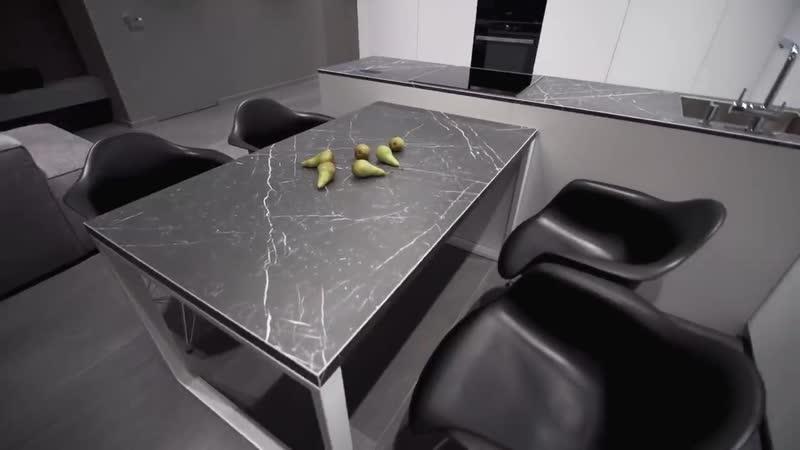 Desivis Обзор квартиры МИНИМАЛИСТА Дизайн интерьера в стиле минимализм Рум тур по квартире