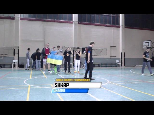 WJC2013 | Solo division Semifinal | Shkap (Ukraine) vs 2Jumperz (Italy) vs Dany (Italy)
