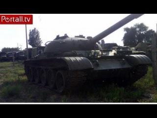 Сколько бронетехники у ополчения Юго Востока?! Украина новости сегодня