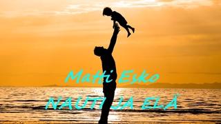 Matti Esko-  Nauti ja elä (Lyrics)