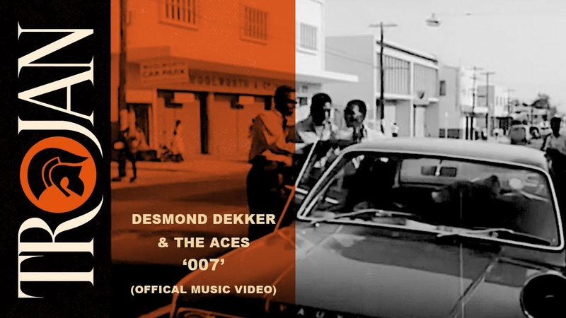 Desmond Dekker The Aces 007 Offical Music Video