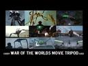 Every WAR OF THE WORLDS Movie Tripods / Martian War Machine Ever