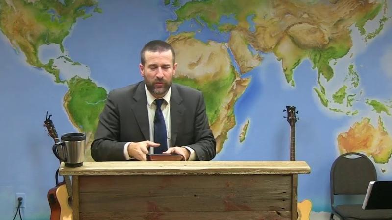 Armageddon Sunday Morning Preaching 8 30 20