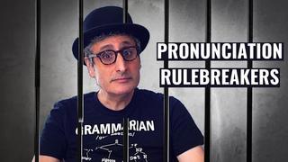 15 ENGLISH WORDS WITH SURPRISINGLY IRREGULAR PRONUNCIATION   RULEBREAKERS