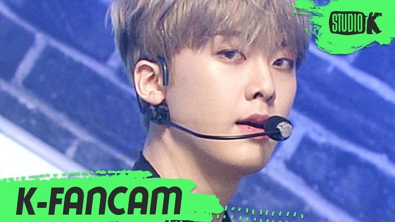 [K-Fancam] 아스트로 윤산하 직캠 Blue Flame (ASTRO YOON SANHA Fancam) l @MusicBank 191122