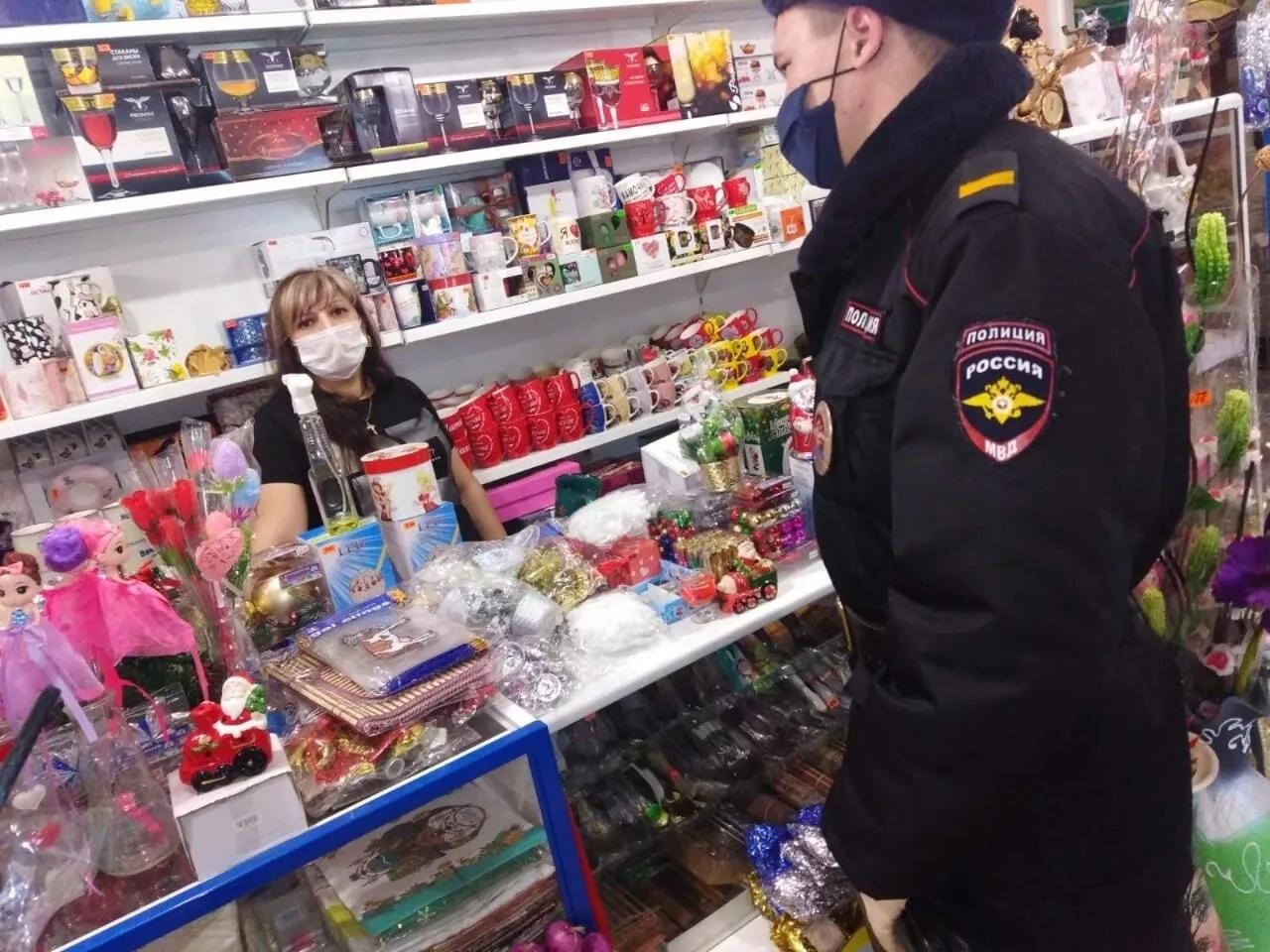 В Петровске продолжаются рейды по проверке соблюдения гражданами противоэпидемических требований