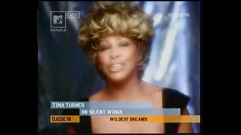 Tina turner on silent wings mtv classic
