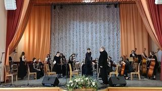 Концерт камерного оркестра ГГКИ им.Н.Ф.Соколовского для подтверждения звания г.