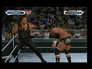 smack down vs raw 2009 play station 2