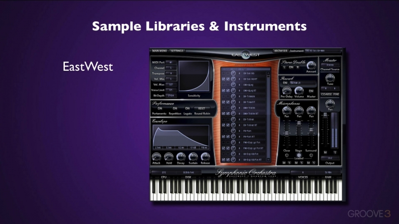 Groove3 Designing Cinematic Orchestral Templates