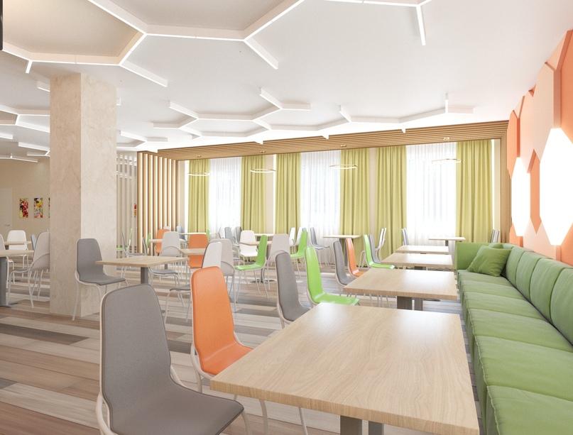 Обновлённое кафе «ГНОМ», изображение №6