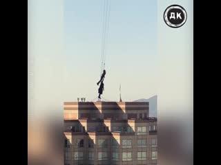 Киану Ривз на съемках новой Матрицы  | Дерзкий Квадрат